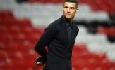 Ronaldo tràn đầy cảm xúc khi trở lại 'Nhà hát của những giấc mơ'