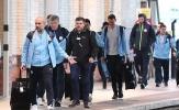 Pep Guardiola dẫn đầu 'đoàn quân' Man City, sẵn sàng chinh phạt London