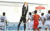 Thủ thành của Kyrgyzstan chơi 'bóng rổ', dâng tặng tuyển Trung Quốc 2 bàn