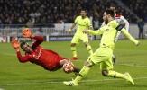 Messi bất lực, Suarez 'hóa gỗ', Barca hòa nhạt trên đất Pháp