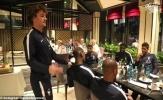 Gạt nỗi đau mang tên Ronaldo, Griezmann đón sinh nhật tưng bừng của tuyển Pháp