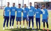 Chấn thương hàng loạt, Barca điều tuyển trẻ lên tập cùng đội một