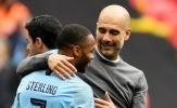 """Không phải Messi, Sterling mới là """"trò cưng"""" đích thực của Pep Guardiola"""