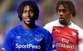 Alex Iwobi lý giải nguyên nhân rời Arsenal
