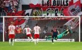 'Bom tấn' 80 triệu hóa tội đồ, Bayern chia điểm đáng tiếc trên sân của RB Leipzig