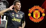 Mandzukic sẽ đem lại điều gì cho Man Utd?