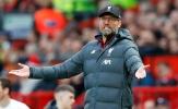 Liverpool đang đi vào vết xe đổ mùa trước