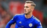 Hạ gục Man City, Man Utd lại nhận 'hung tin' từ Leicester City