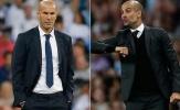 Real Madrid vs Man City: Cuộc chiến sống còn trên băng ghế huấn luyện