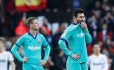 Thua thảm trước Valencia, Barca gấp rút chi 67 triệu bảng mua tiền đạo
