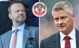 Man Utd 'rút két' 136 triệu bảng chiêu mộ bộ đôi người Pháp