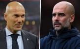 Đối đầu Man City, Zidane nói lời thật lòng về Pep Guardiola