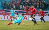 Thảm bại 4 bàn trắng, S. Khánh Hòa về nhì tại Mekong Cup 2017