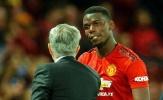Lý giải hành động 'vô lễ' của Pogba sau khi Mourinho bị sa thải