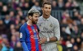 'Thật khó tin là trong kỷ nguyên Messi, Ronaldo lại giành được 5 Quả bóng vàng'