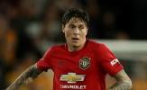 Vì sao Victor Lindelof bị loại khỏi đội hình Man Utd?
