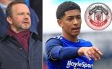 Jude Bellingham chốt khả năng tới Man Utd không thể ngờ