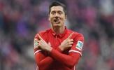 Vì một cái tên, Man Utd không ký HĐ với Lewandowski