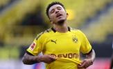 Jadon Sancho đã gửi lời chia tay tới Dortmund