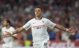 Tận nước Mỹ xa xôi, Javier Hernandez vẫn đoạt HCV Europa League với Sevilla