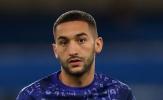 Hakim Ziyech: 'Tôi suýt gia nhập đội bóng khác...'