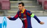 Choáng với thời gian Messi 'tịt ngòi' liên tiếp trước Real Madrid