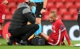 SỐC! Liverpool toang mạnh, tới lượt cầu thủ thay Van Dijk chấn thương