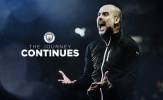 CHÍNH THỨC! Man City định đoạt tương lai Pep Guardiola