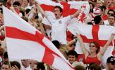 Cổ động viên Anh được cảnh báo không vẫy cờ tại World Cup