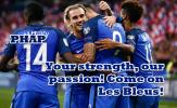 Các câu slogan độc đáo của 32 đội tuyển tham dự World Cup 2018