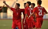 Các đối thủ dè chừng U16 Việt Nam tại vòng loại châu Á