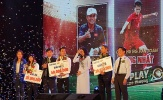 Văn Toàn được vinh danh tại giải Fair Play 2017