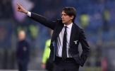 Để Salzburg ghi liền 4 bàn trong 20 phút, HLV Lazio nói gì?