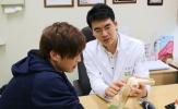 Bác sĩ Hàn Quốc hé lộ chi tiết về dây chằng đầu gối của Tuấn Anh