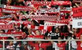 Thua đậm 1-7, Monaco hoàn tiền vé cho cổ động viên