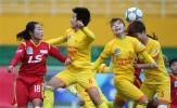 Giải bóng đá nữ vô địch quốc gia 2018 hứa hẹn hấp dẫn hơn