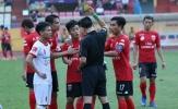 Tiền vệ Huỳnh Tấn Tài sốc nặng trước án phạt nguội của VFF