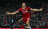 'Tôi sẽ thi đấu cho Liverpool đến khi giải nghệ'