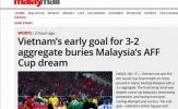 Báo Malaysia: 'ĐT Việt Nam sớm vùi chôn giấc mộng của những chú Hổ'