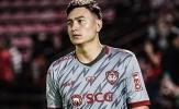 Báo Thái 'tặng' Văn Lâm số điểm bất ngờ trong ngày Muangthong thua trên sân nhà