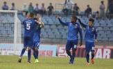 TRỰC TIẾP Quảng Nam 3-0 HAGL (Kết thúc): Minh Tuấn kết liễu đội khách