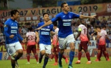 Dư âm 3 trận vòng 6 V-League (ngày 20/04): Thanh Hoá đánh rơi 2 điểm, Quảng Ninh thắng lớn