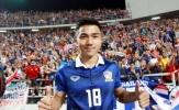 Báo Thái: Messi Jay hồi phục thần tốc, báo tin vui cho ĐT Thái Lan