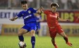 3 trận đấu muộn vòng 10 V-League: Văn Toàn nổ súng, Bùi Tiến Dũng ra mắt Hà Nội