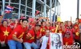 CĐV nhuộm đỏ Chang Arena, sẵn sàng tiếp lửa ĐT Việt Nam