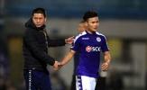 Đây, lý do Quang Hải phải ngồi dự bị trong trận gặp Sài Gòn FC