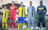 Công Phượng 'đi vắng' trong ngày Sint-Truiden ra mắt áo đấu mới cực chất