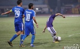 Quang Hải vẽ cầu vồng, Văn Quyết ghi bàn trên chấm penalty, Hà Nội thắng kịch tính