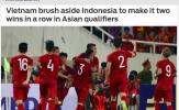 Báo châu Á thán phục 1 điều ở ĐT Việt Nam sau chiến thắng trước Indonesia