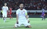 Quế Ngọc Hải muốn cảm ơn 1 người sau khi sút tung lưới Indonesia